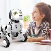 WIRELESS 2.4G RC REMOTE CONTROL ROBOT SMART DOG IDEAL TOY FOR KIDS BOYS / GIRLS