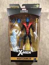 Marvel Legends X-Men: Nightcrawler (Wendigo BAF) 6? Action Figure 2019