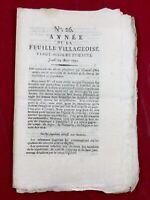 Épidémie à Roye 1791 Arcambal Alençon Villeréal Bourg en Bresse Bruxelles Moscou
