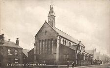 Leeds. St Cuthbert's Church.