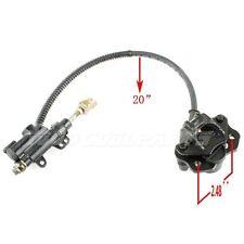 Rear Hydraulic Brake Assembly 50cc 70cc 90cc 110cc 125cc ATV Quad Taotao Roketa