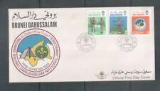 Brunei 1985 ,75th Year  of World Scouting , FDC