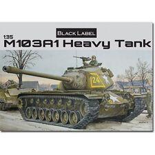 DRAGON U.S. M103A1 HEAVY TANK  Scala 1/35 Cod.3548