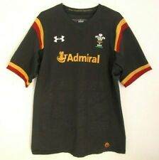 Maillot Rugby Jersey Under Armour Pays de Galles Wales Away WRU World Cup 2015