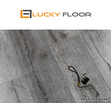 Sample:1.8m Amsterdam Oak (Grey)  LAMINATE FLOORING/TIMBER LAMINATE/FLOATING