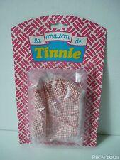 """Vêtements La maison de Tinnie """"Culotte plastique rouge"""" / Kenner Parker [ Neuf ]"""