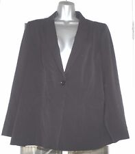 Marks and Spencer Fully Lined Black Jacket - Size 18 - New with Tag