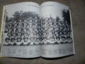 Vintage 1960 University of Georgia Bulldogs Yearbook Fran Tarkenton HOF Vikings