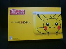 Nintendo 3DS XL Pikachu Yellow