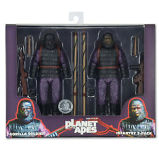 NECA – Planet of the Apes Gorilla Soldier/Infantry 2 Pack 7″ Action Figure