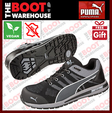 VEGAN, VEGETARIAN, NO LEATHER! - Puma 'ELEVATE' Composite Toe Safety Work Shoes