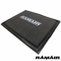 Ramair Replacement Panel Air Filter Audi A4 B6 SEAT Exeo RS4 1.8t TDI FSI V6