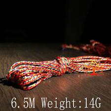Tibet Tibetan Buddhist  Mikky Amulet  Pendant Colors String Cord  6Meter