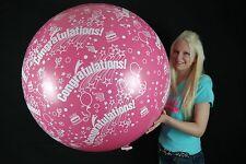 """1 x Unique 36"""" Riesenluftballon CONGRATULATION *Globos*"""