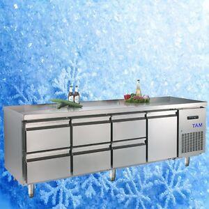Kühltisch TAM-4/6-700ECO D1