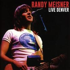 RANDY MEISNER – LIVE DENVER. '81 THE RAINBOW HALL FM BROADCAST (NEW) CD