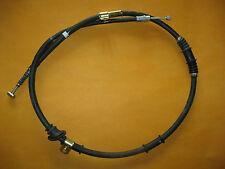 MITSUBISHI LANCER 1.6i 16v,1.8i GTi 16v(5/88-11/94) REAR LH BRAKE CABLE - BC2929