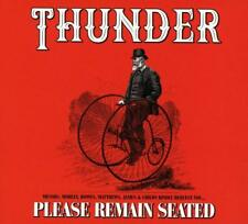 THUNDER - PLEASE REMAIN SEATED [CD] Sent Sameday*