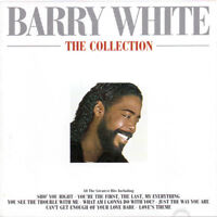 BARRY WHITE  THE COLLECTION CD (GREATEST HITS / VERY BEST OF) Let The Music Play