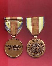 UN United Nations medal for Yemen UNYOM Observation mission