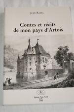 CONTES RECITS DE MON PAYS D'ARTOIS RATEL PAS DE CALAIS