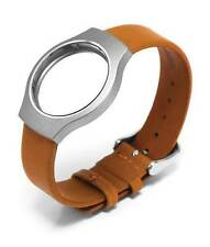 Shine MISFIT wearable activity sleep monitor LEATHER BAND ONLY Tan Genuine