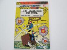 TUNIQUES BLEUES T8 EO1976 BE/TBE LES CAVALIERS DU CIEL EDITION ORIGINALE