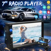 7'' 2 din Quad Core Autoradio Stereo DVD Lettore Wifi 3G GPS MP5 Per