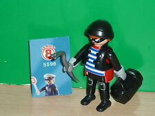 Playmobil Série 8 Sobre Surprise 5596 / Figurines - Voleur