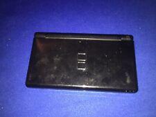 Nintendo DS Lite Handheld Console - Onyx Black READ Description