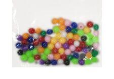 Pesca 5mm Perline-Confezione di 100 x 2