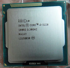 Intel Core i3 3220 a 3.3 Ghz. socket 1155