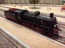 Locomotiva a vapore Gr 740 697 delle FS Rivarossi H0 Digitale DCC SOUND NUOVA