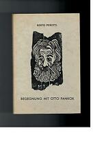 Berto Perotti - Begegnung mit Otto Pankok - 1959