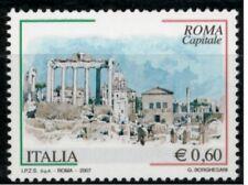 Italia 2007 Roma capitale  MNH