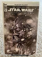 STAR WARS ADVENTURES #1 PEACH MOMOKO TRADE Ltd 1,500 Made NM+ HIGH GRADE 🔥👀🔥