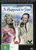 IT HAPPENED TO JANE - Doris Day, Jack Lemmon, Ernie Kovacs  - DVD
