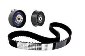 Optibelt Timing Belt Kit KT1392 fits Renault MASTER X70 2.5 dCi 120
