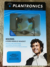 Plantronics MX200S Stereo Mobile Headset E2 For Sony Ericsson