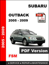 car truck repair manuals literature for subaru for sale ebay rh ebay com 2006 subaru forester owner's manual 2006 subaru wrx owners manual pdf