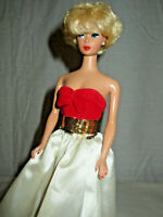 1958 1993 Blond Barbie Doll Mattel