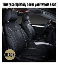 Custom Made Car Seat Cover Full Set Black For BMW5 A4 Tiguan Camry GLK300