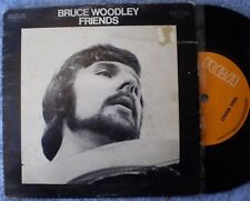 "BRUCE WOODLEY-FRIENDS/RATTLER-PSYCH FOLK-THE SEEKERS ""RARE OZ"" PS 45 RPM"