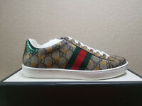 Gucci Women's Ace GG Supreme sneaker with bees Size 37 (Fits US women 6.5-7)