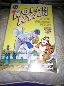 Nolan Ryan In The Winning Pitch, DC/Tony's Sports Comics, 1992, VF/NM