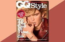 GQ Style Magazine BRITISH LIMITED EDITION Jordan Barrett GEORGE MICHAEL TRIBUTE