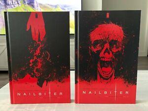Nailbiter The Murder Edition vol. #1-2 OOP HC, Image Comics