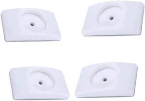 4 Pack Gate Wall Protector, Wall Guard Wall Protector for Protect Door, Stair, W