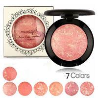 New Brand Make Up Bake Blush Cream Cheek Colour Blusher Palette Beauty Cosmetic