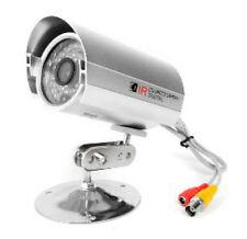 TELECAMERA INFRAROSSI 36 LED OTTICA 3.6mm GRANDANGOLO CCD IR VIDEOSORVEGLIANZA